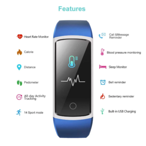 Yamay Fitness Tracker Amazon