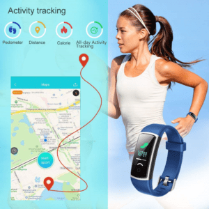 Yamay Fitness Tracker Review
