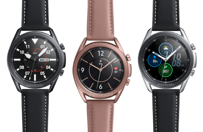 Samsung Galaxy Watch 3 Amazon