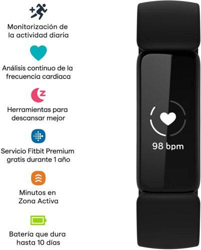 Review Fitbit Inspire 2