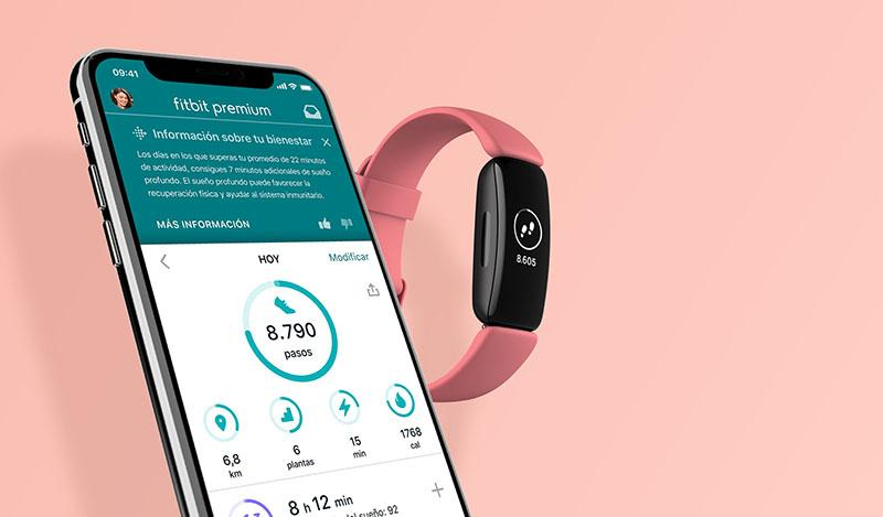 análisis fitbit inspire 2